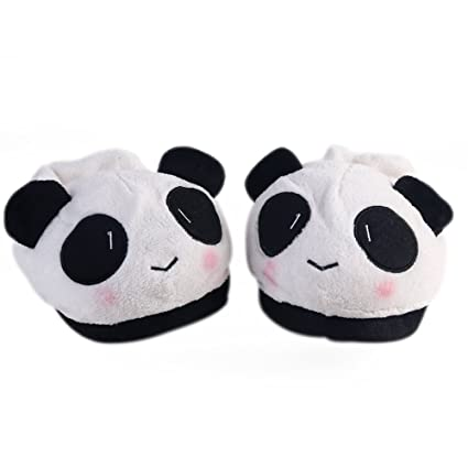 d264d47cce82 Bei wang Cute Cartoon Animal lover Slippers Warm Soft Adorable Winter  Slippers for Girlfriend or boyfriend Gift (women)  Amazon.co.uk  Kitchen    Home