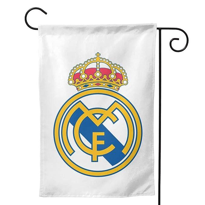 Bandera del Real Madrid con impresión de Doble Cara de Youde ...