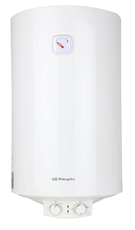 Orbegozo TRM 16 - Termo eléctrico, capacidad 15 l, color blanco