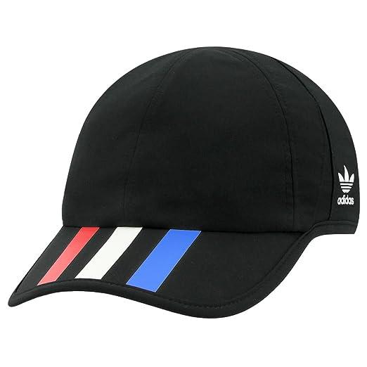 : adidas Mens Originals 3 Stripes Trainer, Black