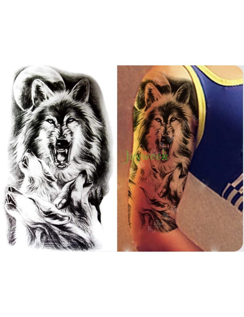 ASTTY Etiqueta Engomada del Tatuaje Etiqueta Engomada Temporal del ...