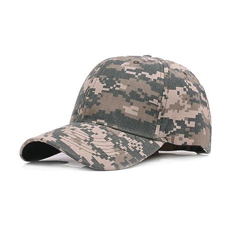 WINOMO Berretto da Baseball UltraKey Army Military Camo cap Baseball  Casquette Cappelli mimetici per la Caccia 475de728c5a3