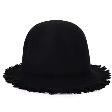 1ad8a299823 Image Unavailable. Image not available for. Color  Luxury Wool top hat ...