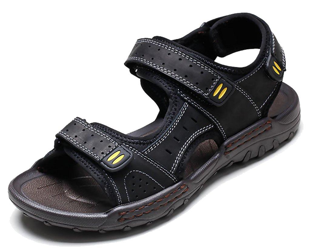 Femaroly - Flip-Flop Hombre 41 EU Negro Zapatos de moda en línea Obtenga el mejor descuento de venta caliente-Descuento más grande