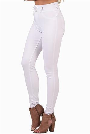 5b2dc4c7a3b L.B FASHION Colombian Design Butt Lifting Pantalon Levanta Cola Push Up  Skinny Jeans High Waist