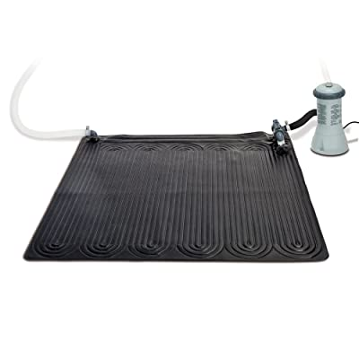 Intex Solar Heater Mat for Above Ground Swimming Pool, 47in X 47in : Garden & Outdoor