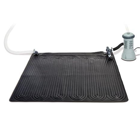 Amazon.com : Intex Solar Heater Mat for Above Ground Swimming Pool ...