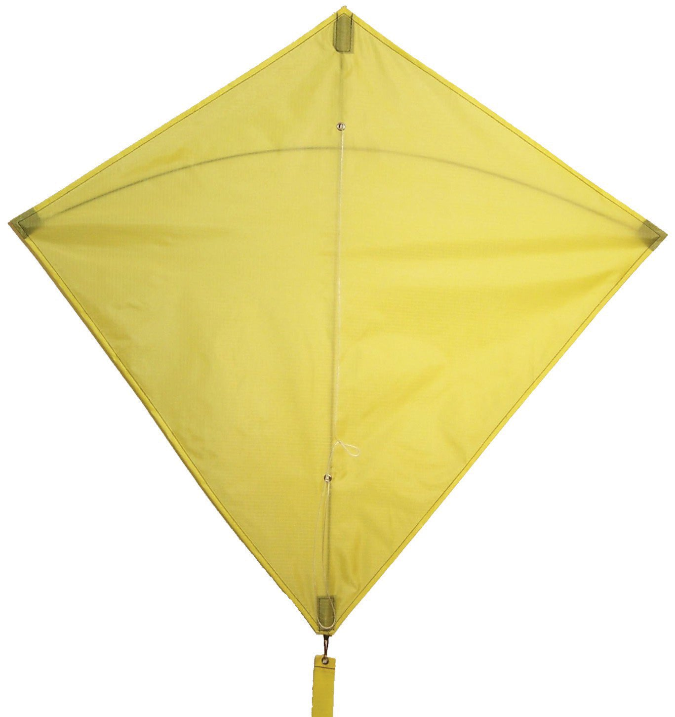 In the Breeze Yellow Diamond Kite, 30-Inch by In the Breeze