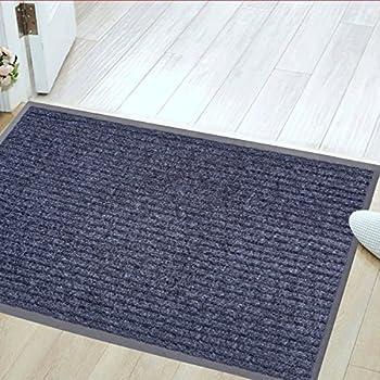 Amazon.com : Fasmov Indoor Outdoor Entrance Rug Floor Mats Shoe ...