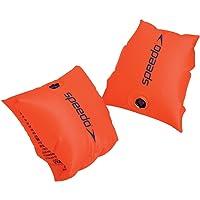 Speedo Sea Squad Kids Baby Swimming Pool Armbands Orange