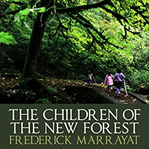 The Children Of The New Forest Hörbuch