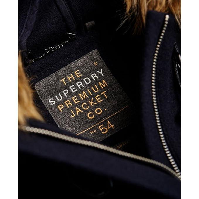 Accessoires Superdry Brooklyn Manteaux Xs Blue Et Vêtements fOxqYw