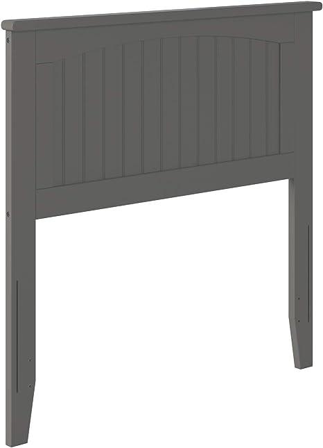 Twin Espresso Atlantic Furniture Nantucket Headboard