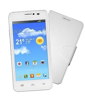"""Woxter Zielo D15 Kit - Smartphone de 4.5"""" con funda incluida (Dual Core,"""