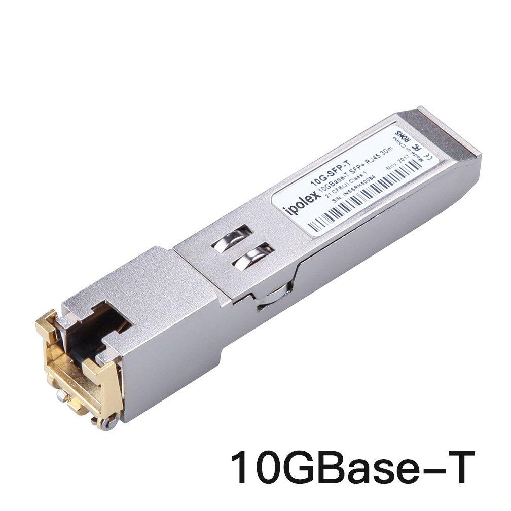 For Cisco SFP+ 10GBase-T Module, 10Gigabit SFP+ RJ45 Copper Transceiver, 30-Meter, ipolex