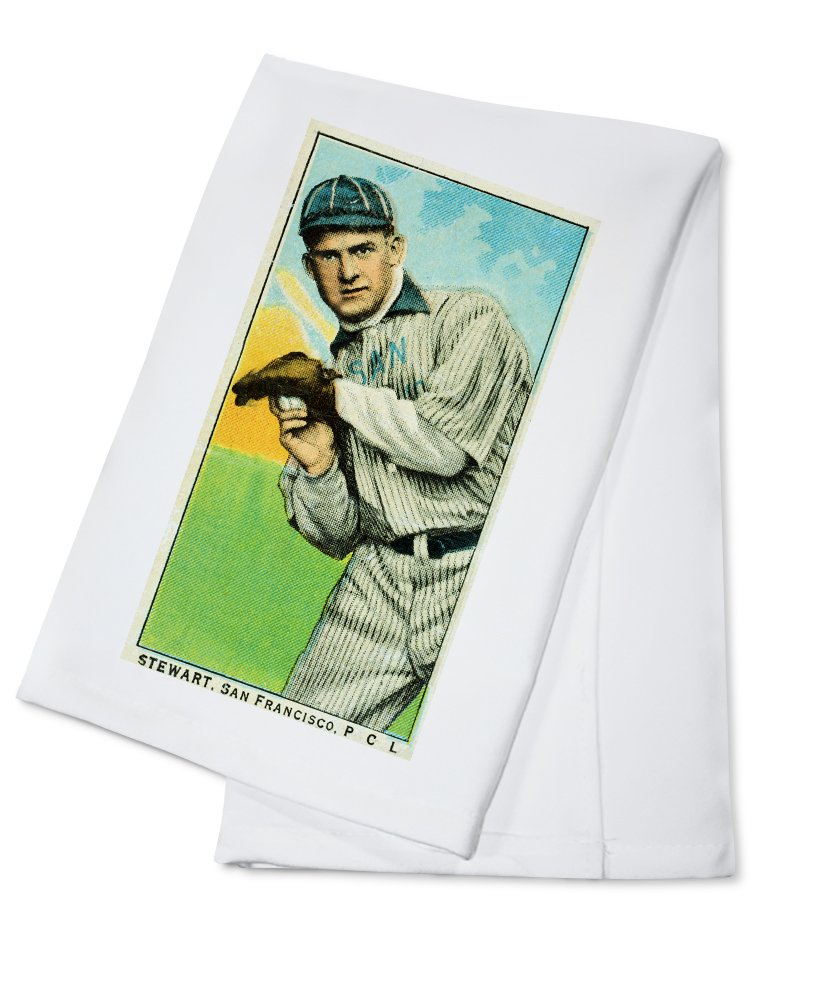 San Francisco Pacific Coast League – Stewart – 野球カード Cotton Towel LANT-23559-TL Cotton Towel  B0184B8VVQ
