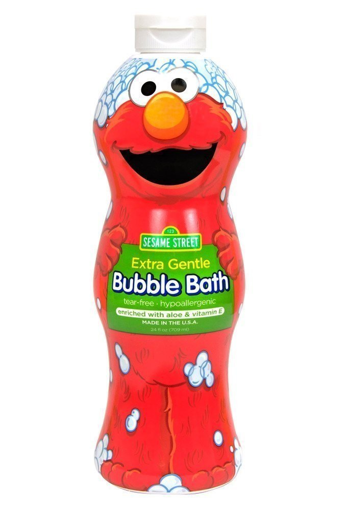 Sesame Street Extra Gentle Bubble Bath - 24 fl oz by Sesame Street