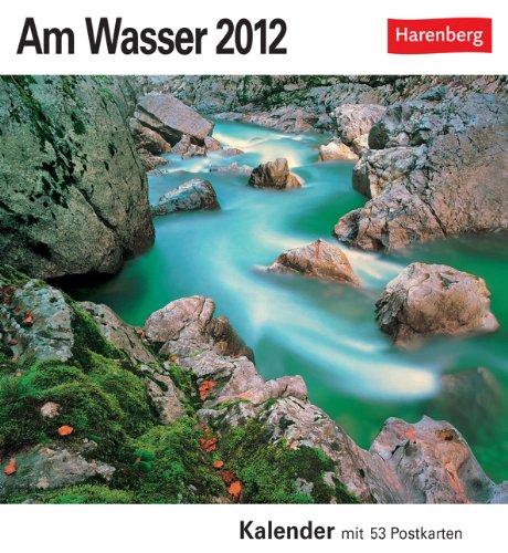 Am Wasser 2012: 53 Postkarten