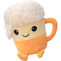 Bubble Milk Tea Pillow, Plush Pillow, Soft Plush Padding, Creative Boba Bubble Tea Cup Doll Pillow, Children's Cushion…