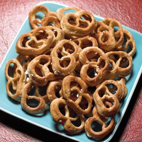Doctors Best Weight Loss - High Protein Diet Snack |Pretzel Twists| Low Calorie, Low Sugar, Medical Grade (Low Carb Pretzels)