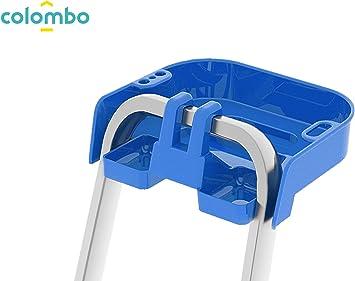 Colombo - Bandeja porta utensilios para escaleras: Amazon.es: Bricolaje y herramientas
