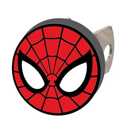 amazon com spider man face head marvel comics cartoon movie