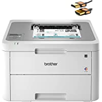 Brother HL L3200 Series Compact Wireless Digital Color Laser Printer - Mobile Printing - Up to 19 Pages/Min - Up to 250…