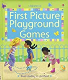First Picture Playground Games, Claire Masset, Felicity Brooks, 0794516114