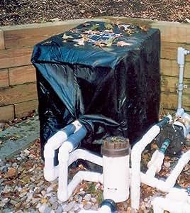 Universal Outdoor Pool Heat Pump Cover