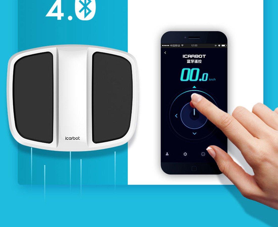Amazon.com: Newest Patente 4 Rueda Patinete eléctrico ...