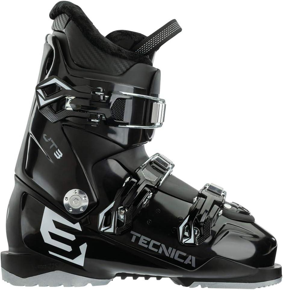 Tecnica JT 3 Kids Ski Boots 2021-21.5//Black