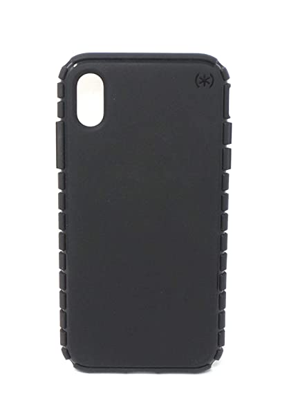 detailed look 1a7ab ffa2b Amazon.com: Speck ToughSkin Case Cover for Apple iPhone Xs Max Black ...