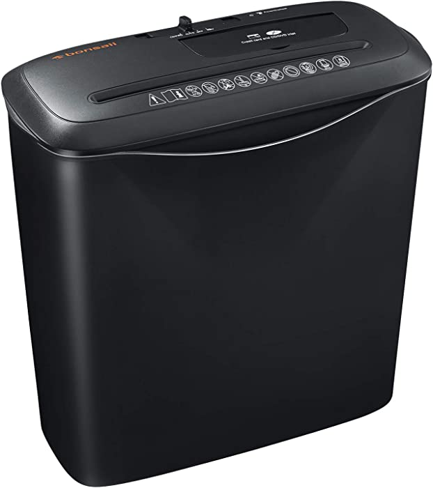 Top 10 Stick Paper Shredders For Home Use Heavy Duty