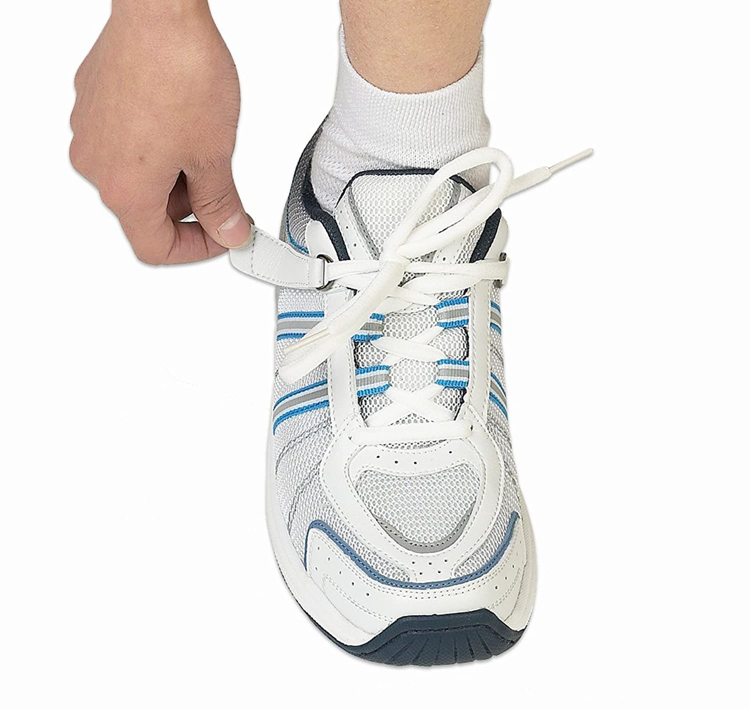 Buying shoes that reduce back pain