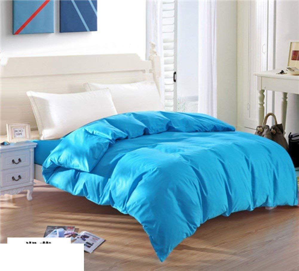 Mabmeiyang ベッドの裏地の綿のキルトカバーシングルピースカバー、シングルダブルベッドの項目 (Color : 135x190cm(53x75inch), サイズ : G) B07RKWXS96 135x190cm(53x75inch) G
