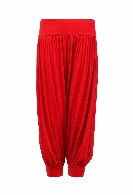Forever Girls Styling Plain Harem Trousers