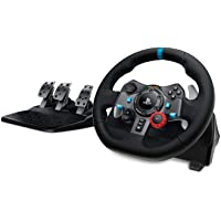 Logitech G29 Driving Force Oyuncu Direksiyonu [Playstation ile uyumlu] 941-000112 [PlayStation 4PlayStation 3Windows…