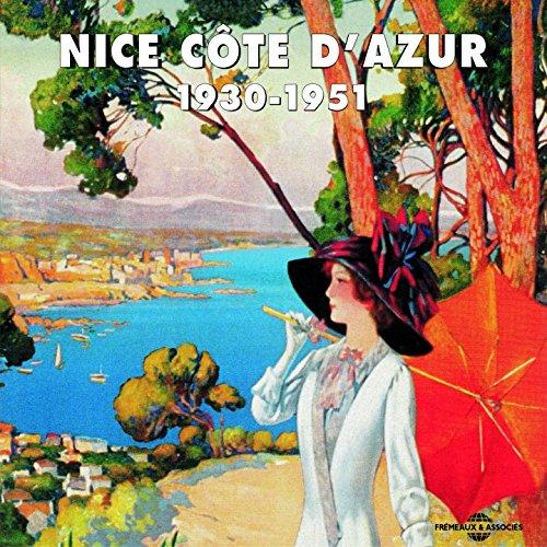 Nice Cote D'Azur 1930-1951