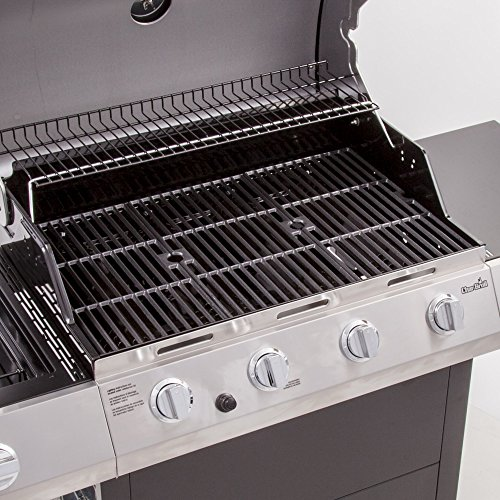 047362343628 - Char-Broil Classic 4-Burner Gas Grill with Side Burner carousel main 2