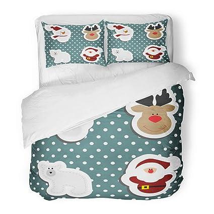 emvency bedding duvet cover set fullqueen 1 duvet cover 2 pillowcase
