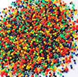 L's 5000 x Mixed Colors Water Gel ball Beads Jelly Water Pearl Aqua Soil Crystals for Vase Filler , Wedding Decoration(Mix)