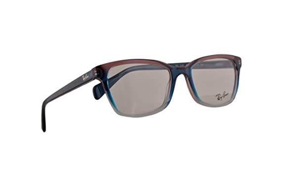 Amazon.com: Ray-Ban RB 5362 Gafas 52-17-140 Azul Gradiente ...