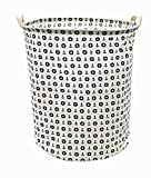 Songsongstore Large Foldable Laundry Hamper Bag Storage Bin Anchor Deal (Small Image)