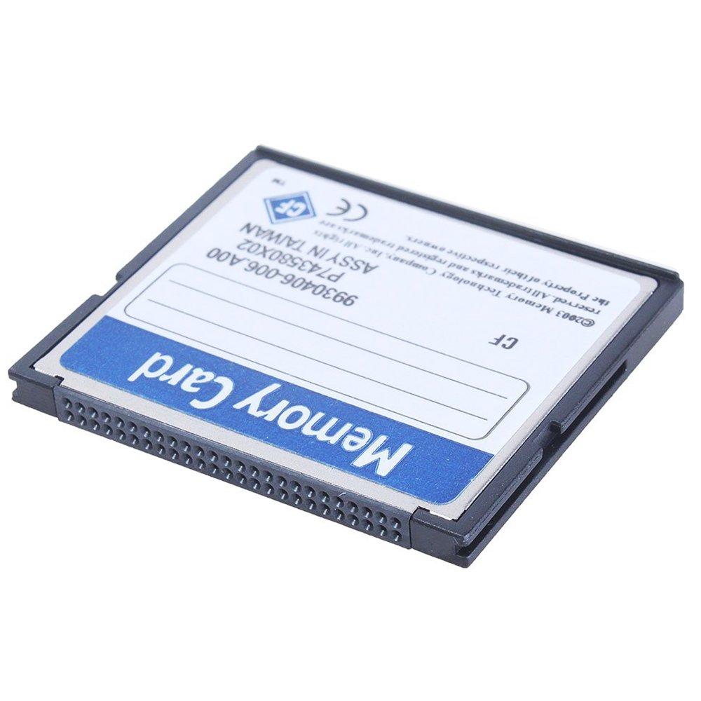 Moligh doll Professional 4 Gb Compact Flash-Speicherkarte Whiteandblue