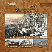 Reise durch die Weltgeschichte 0-200 n.Chr. (WISSEN)   Stephanie Mende, Wolfgang Suttner
