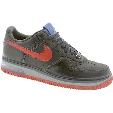 new styles da161 30b48 Nike Men s NIKE AIR FORCE 1 SPRM MAX AIR BASKETBALL SHOES 10.5 (BLK VARSITY