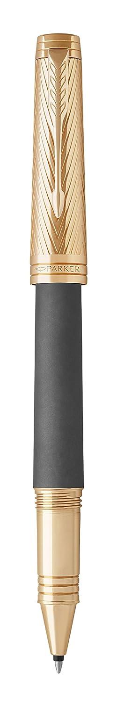 negro monocromo, punta fina y recambio de tinta negra Bol/ígrafo roller Parker Premier 1931432