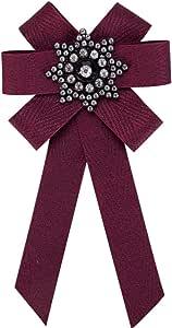 Spilla da Donna Mujeres Bowknot Broches Prendedores Cinta Vintage ...