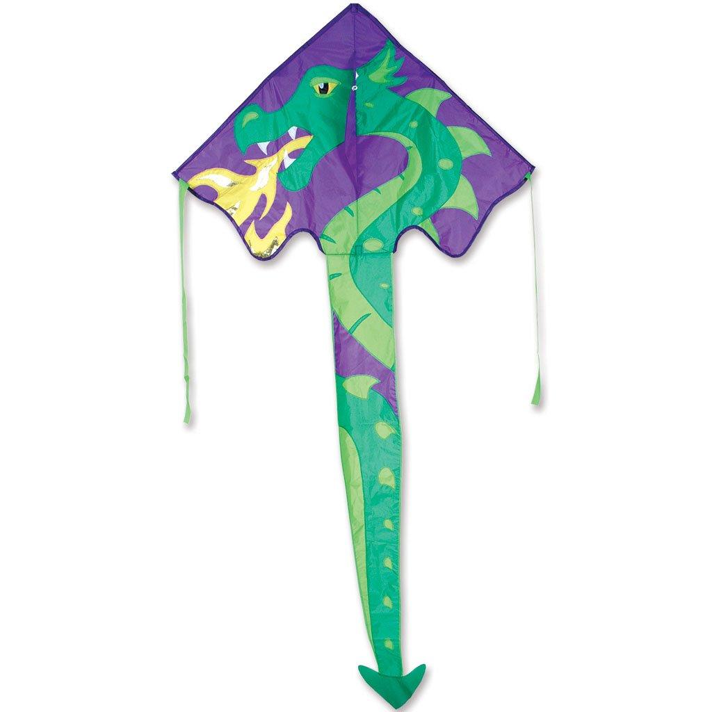 Premier Kites Lg.Easy Flyer Kite - Skylar Dragon