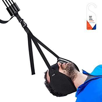 Vokka Neck Traction Hammock for Neck Pain Relief